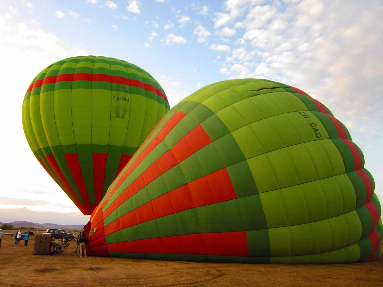 Morocco Hot Air Balloon - Marrakech Hot Air Balloon Tours - Hot Air